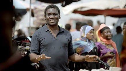 Hoe God verscheen in Ghana